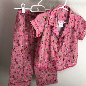 American Girl Wellie Wishers pajamas for girls